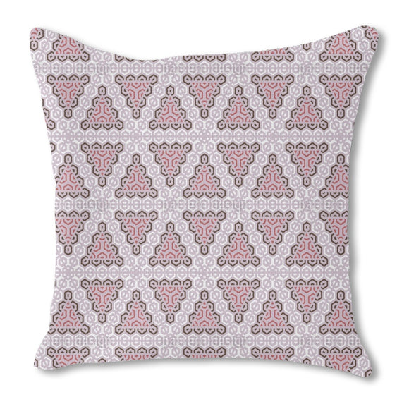 Triangular decoration Outdoor Pillows