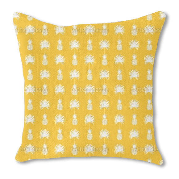 Flying Pineapple Outdoor Pillows
