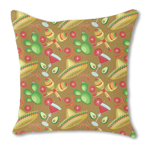Cinco de Mayo Outdoor Pillows