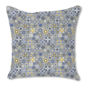 Winter Is Here Outdoor Pillows
