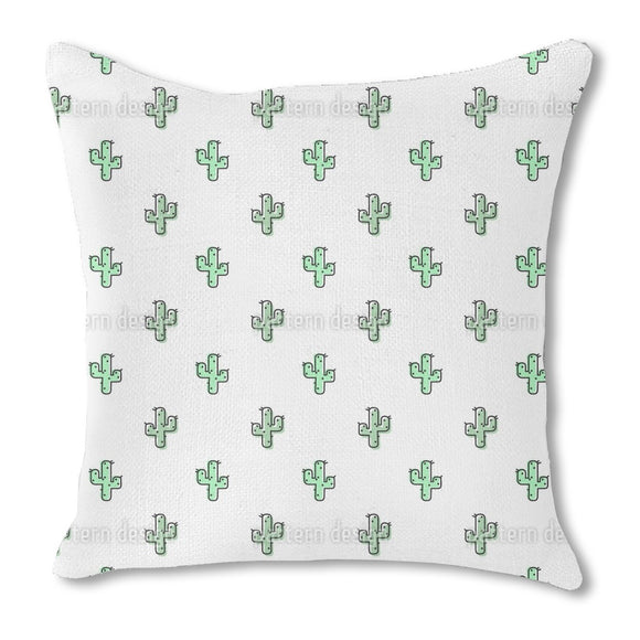 Little Cacti Outdoor Pillows
