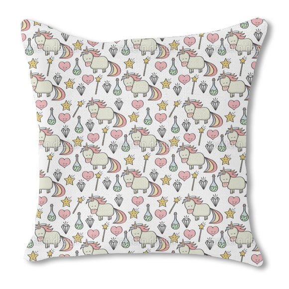 Friends of Natalie Outdoor Pillows