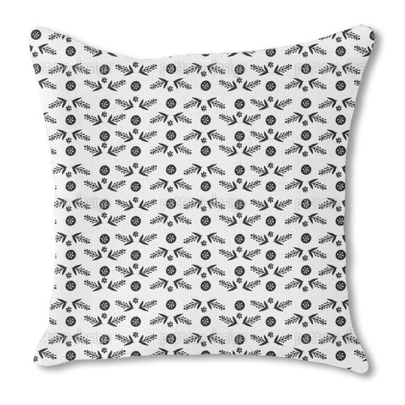 Scandinavian Harvest Elements Outdoor Pillows
