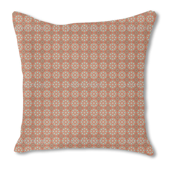 Sindhi Mandala Outdoor Pillows