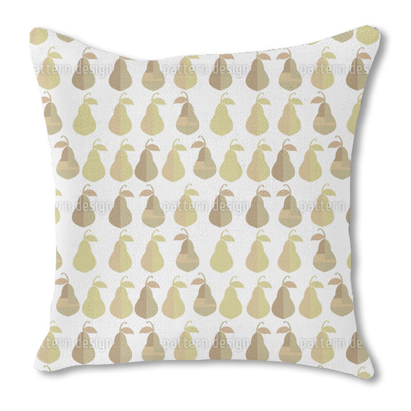 Pears Outdoor Pillows