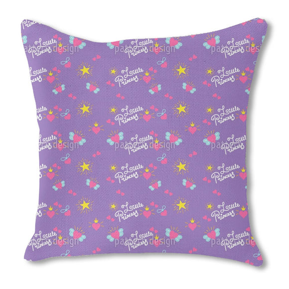 Little Princess Outdoor Pillows