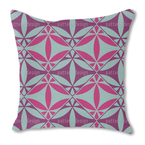 Noble Tile Outdoor Pillows