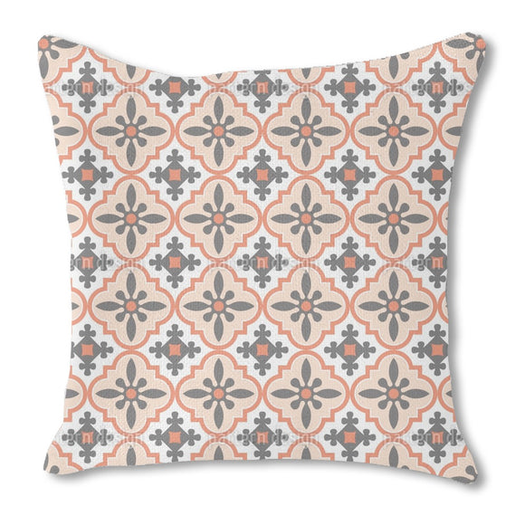 Lerma Tile Outdoor Pillows