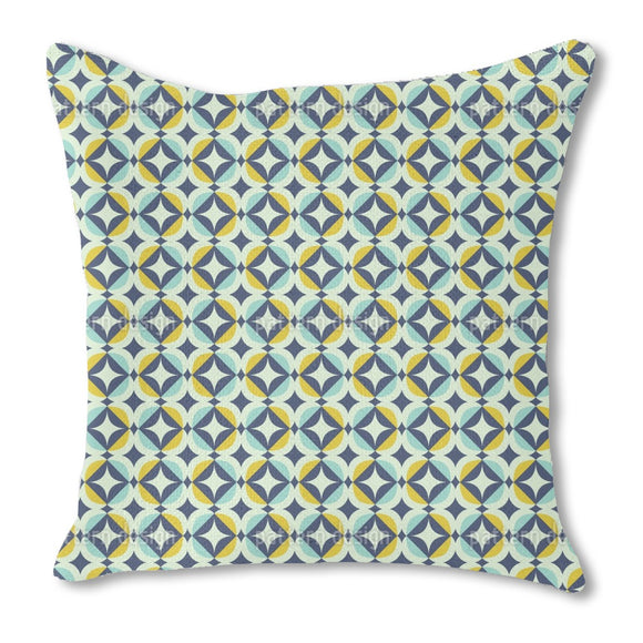 Scandinavian Retro Outdoor Pillows
