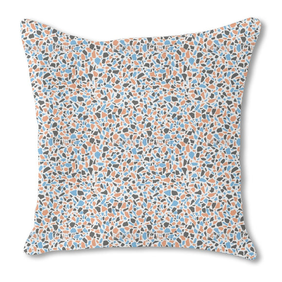 Terrazzo Mosaic Outdoor Pillows