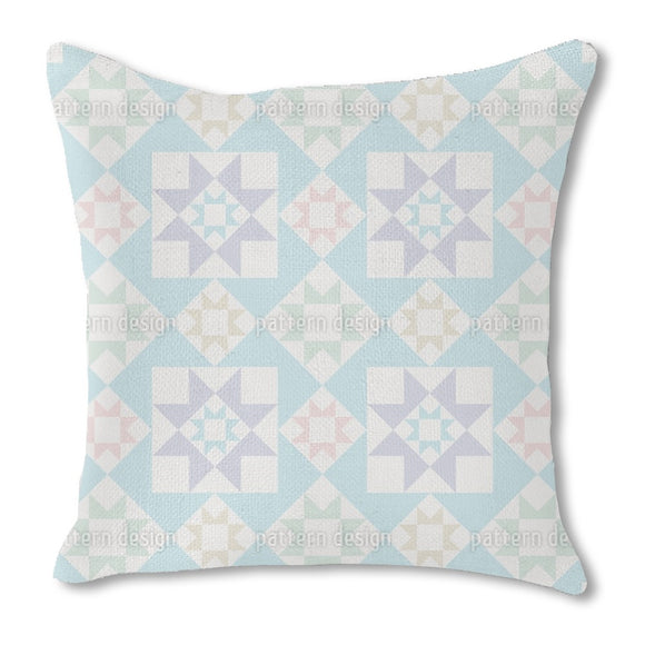 Nordic Stars Outdoor Pillows