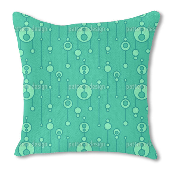 Abstract Talisman Outdoor Pillows
