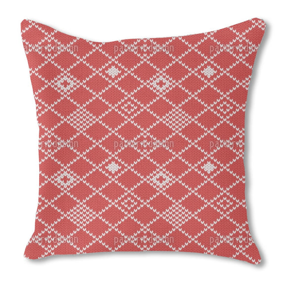 Granny Knits Outdoor Pillows