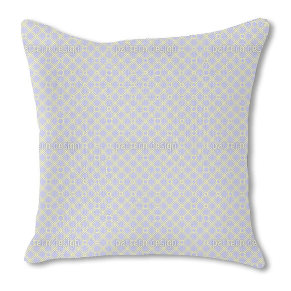 Strict Grid Outdoor Pillows