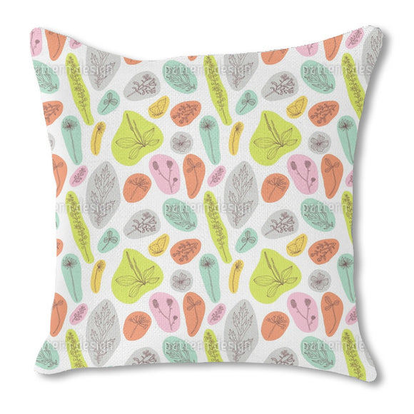 Encapsulated Nature Outdoor Pillows