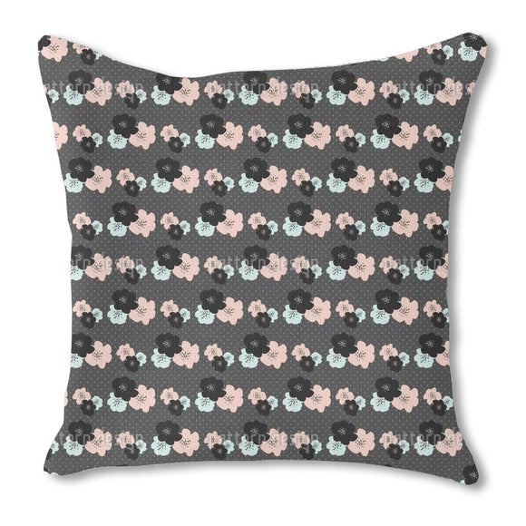 Mid Century Bloom Outdoor Pillows