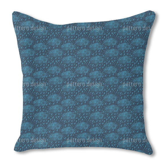 Stormy Sky Outdoor Pillows
