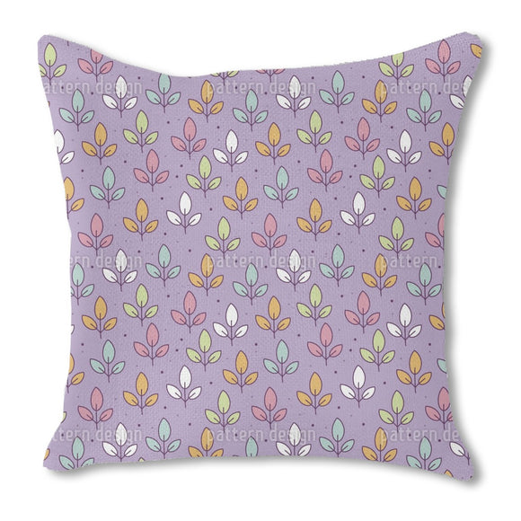 Leaf Meadow Outdoor Pillows