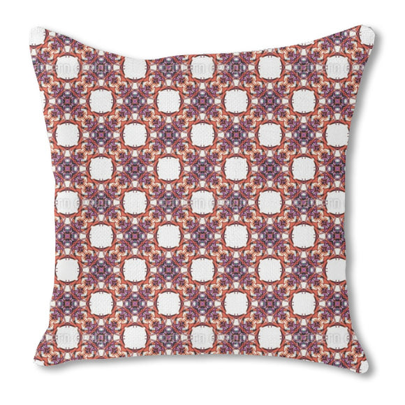 Gothic Kaleidoscope Outdoor Pillows