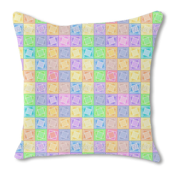 Quadratura Outdoor Pillows