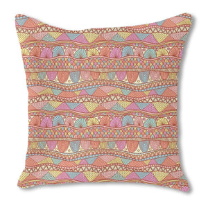 Ethno Colorburst Outdoor Pillows