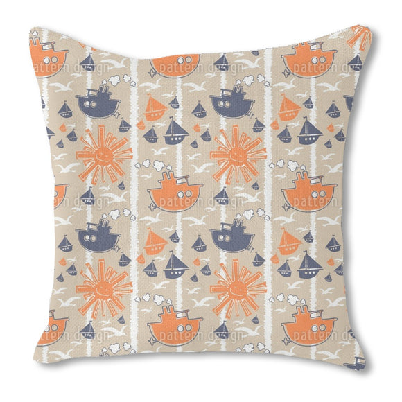 Regatta Outdoor Pillows