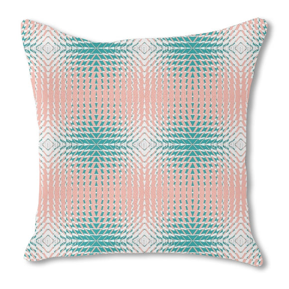 Kaleidoscope Four Outdoor Pillows
