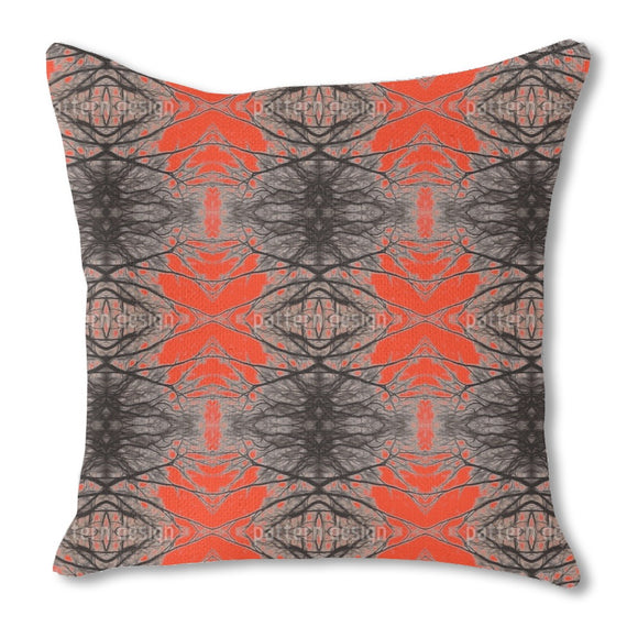 Network Lava Outdoor Pillows