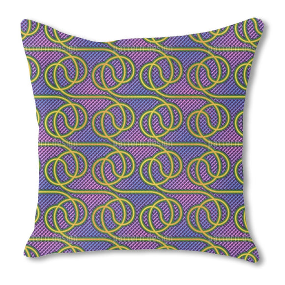 Tube Dance Outdoor Pillows