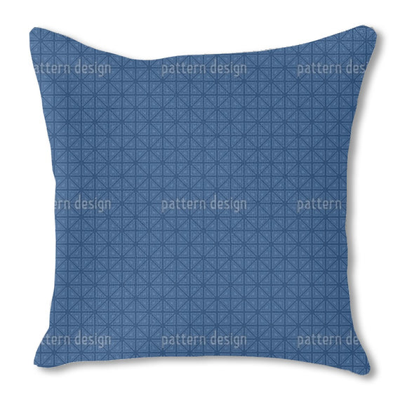 Fine Asian Windows Outdoor Pillows