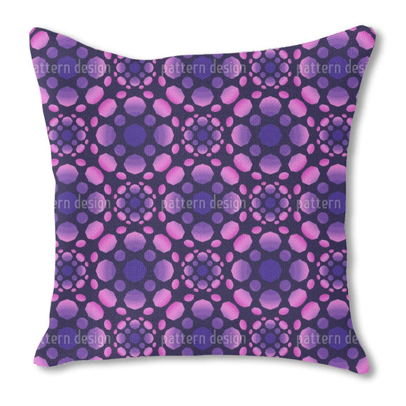 Galactic Insights Outdoor Pillows