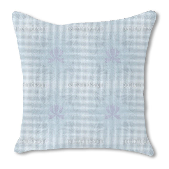 Floral Awakening Of Hibernation Outdoor Pillows