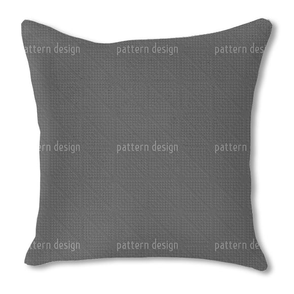 Embossed Triangle Grid Outdoor Pillows