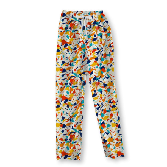 Number Five Pajama Pants