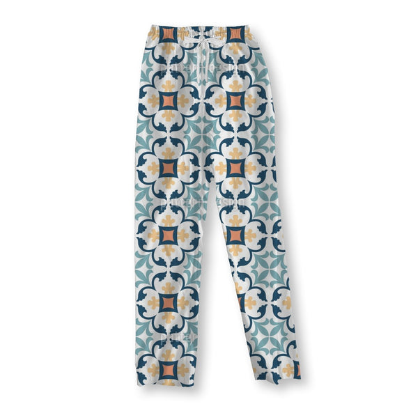 Tours Tile Pajama Pants