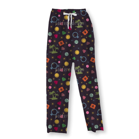 Girly Pirate Pajama Pants