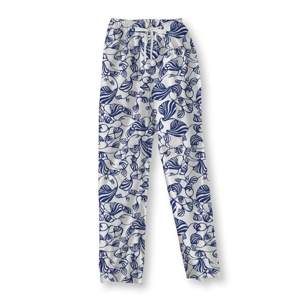 Shells Carpet Pajama Pants