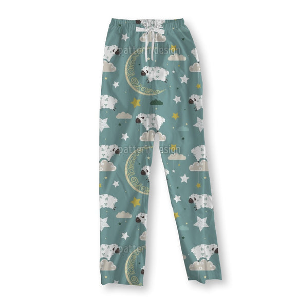 Stars Sheep Pajama Pants