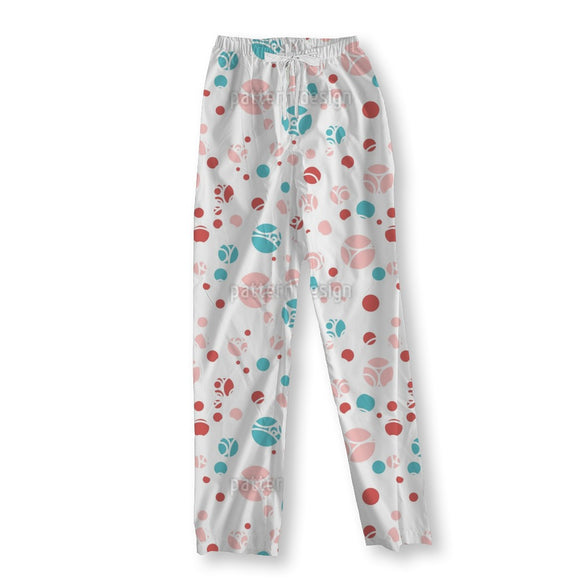 Foamy Bubbles Pajama Pants
