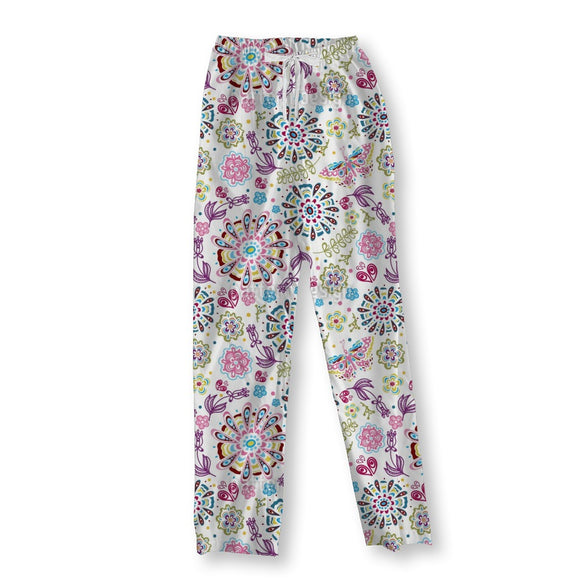 Floral Dreams Pajama Pants