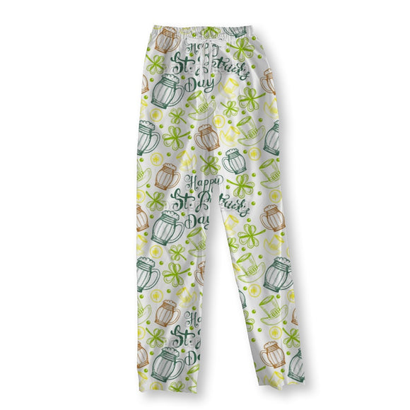 St Paddies Party Pajama Pants