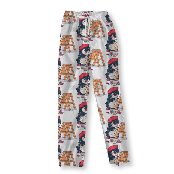 Penguin Artists Pajama Pants