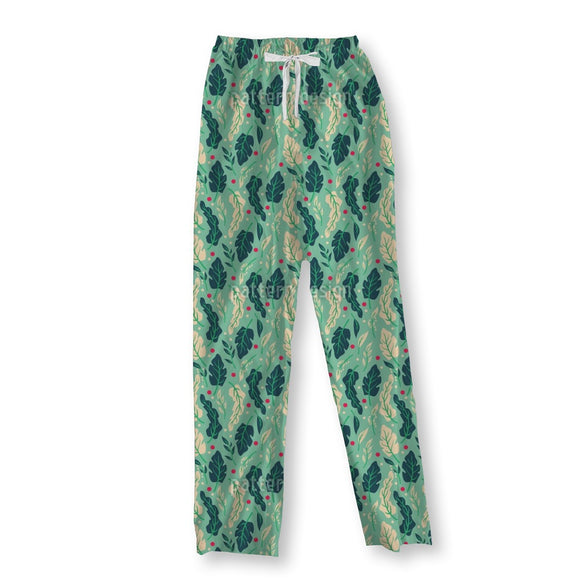 Winter Salad Pajama Pants