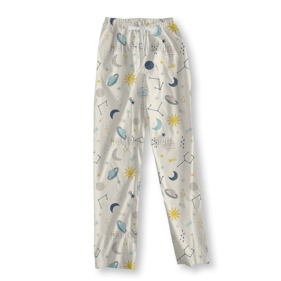 Space Explorer Pajama Pants