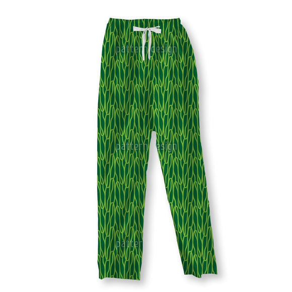 I Expect Spring To Come Pajama Pants
