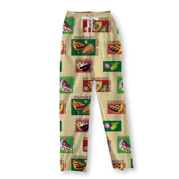 Fruity Pies Pajama Pants