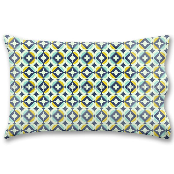 Scandinavian Retro Pillow Case