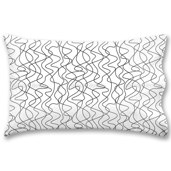 Wiggly Threads Pillow Case