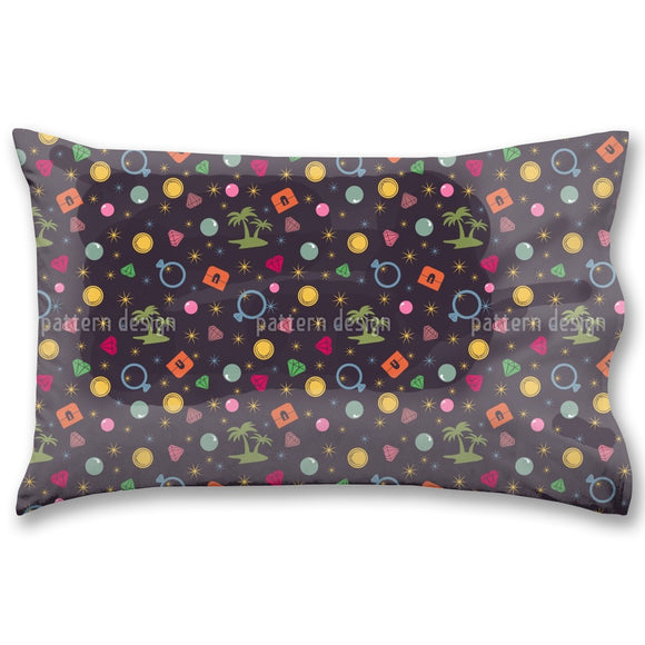 Girly Pirate Pillow Case