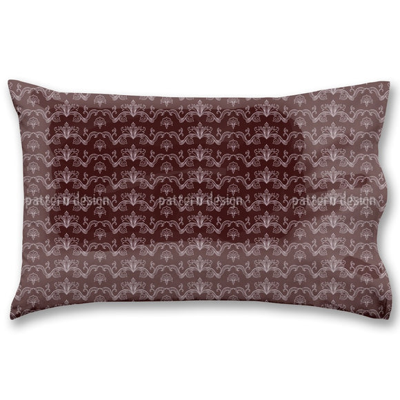 Linked Arabesque  Pillow Case